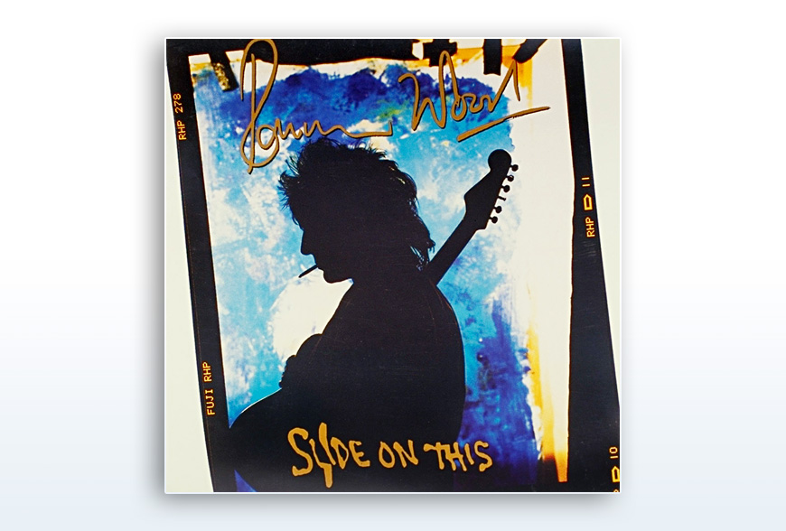 Ronnie Wood - Slide On This