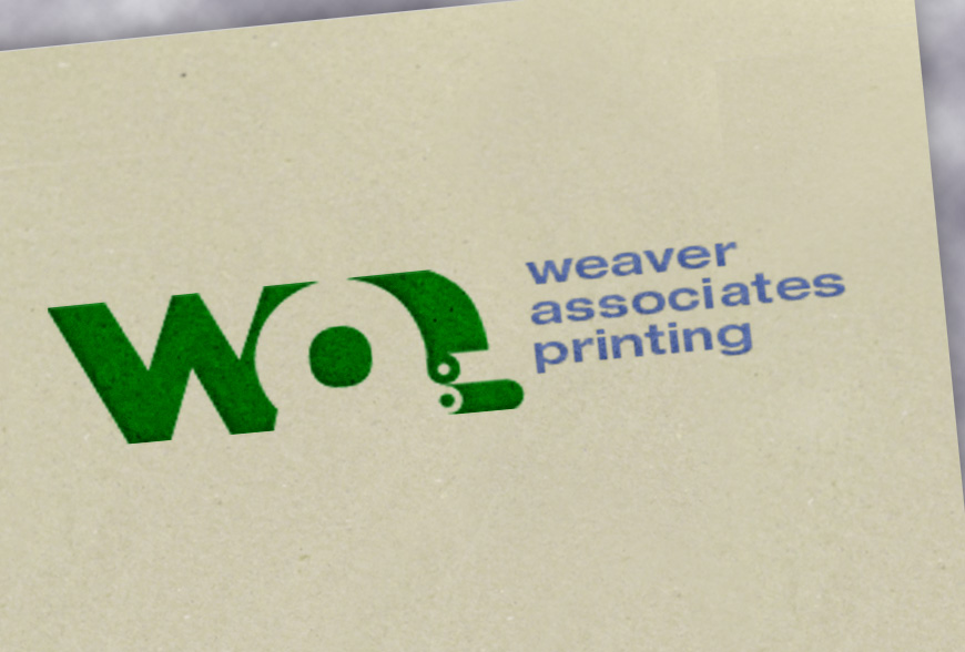 Weaver Associates Logo Design