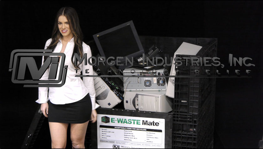 Megan Agrusa for The EWASTE Mate